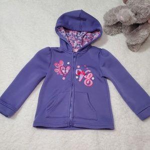 💖4/$20💖 Kids Headquarters Girls Hooded Jacket 3T